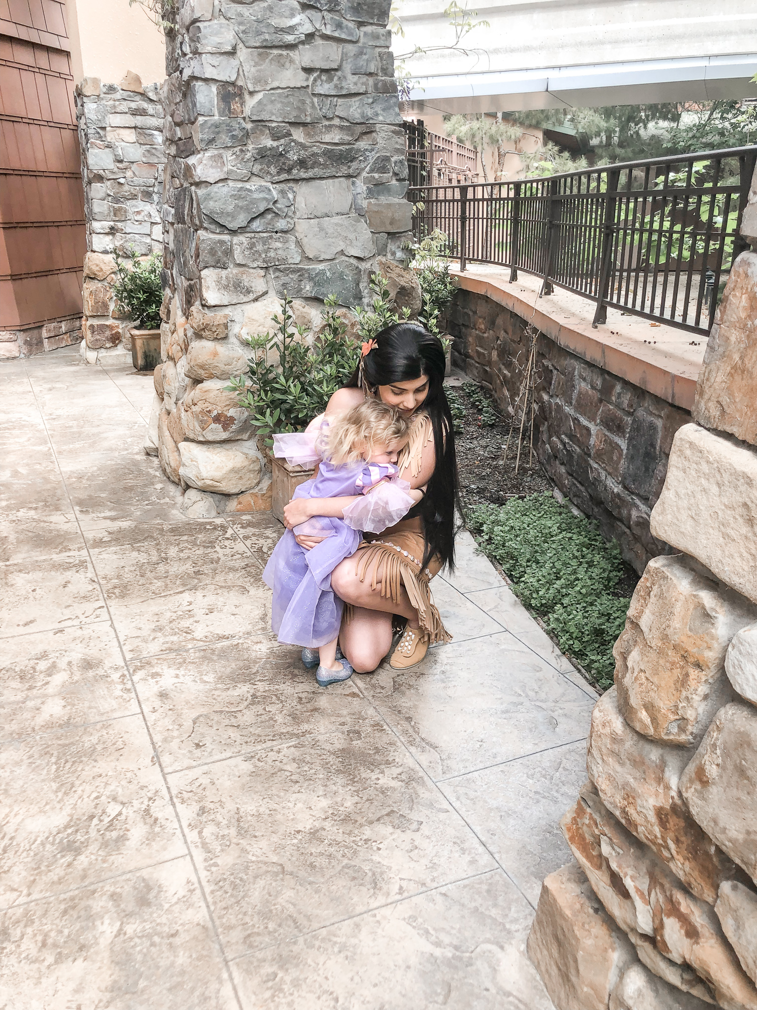 Disney Princess Breakfast Adventures | Mommy-Daughter Date