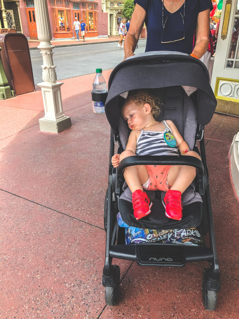 Disney World Nap