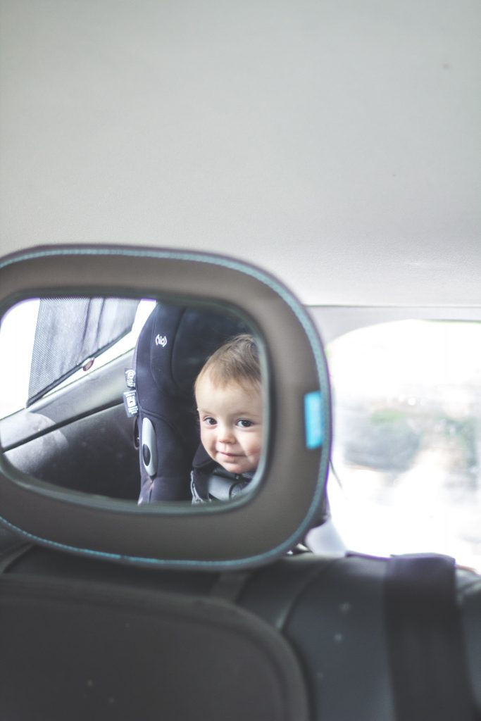 car seat rear view mirror